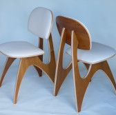 Pair of Reef Chairs by Costello Design Tasmania