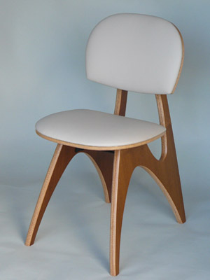 Reef Chair by Peter Costello and Witt Design - Tasmanian Furniture