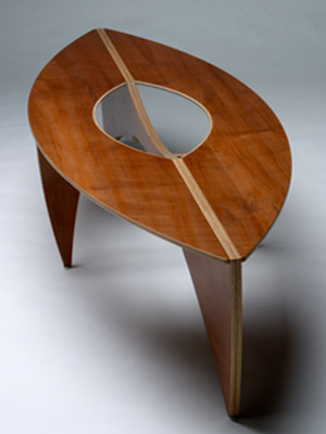 Reef Coffee Table by Peter Costello & Witt Design - Tasmanian Furniture
