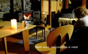 Cosy Interior 2 - Warm wood